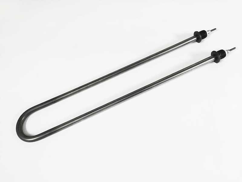 Нагревательный ТЭН 0,6 кВт из углеродистой стали (85 А13/0,6 S 220 R30 Ф2 шт. G1/2