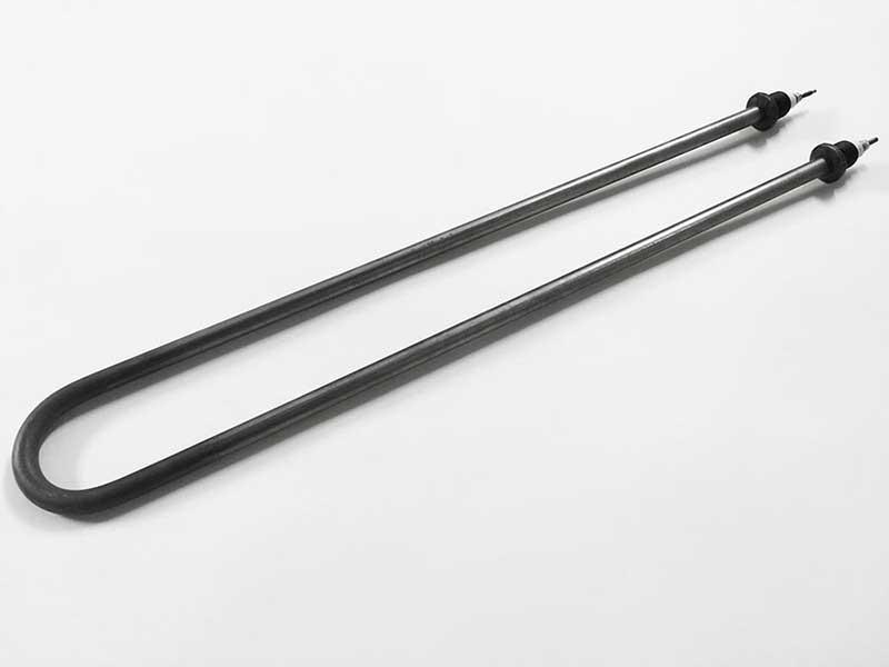 ТЭН для коптильни воздушный 1,6 кВт нержавеющяя сталь ТЭН 120 А13/1,6