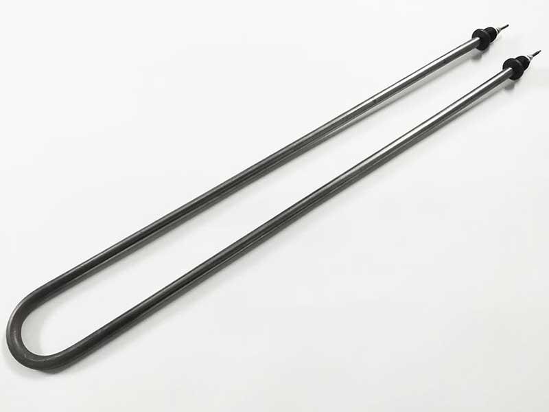 Нагревательный ТЭН 2,5 кВт из нержавеющей стали (140 B13/2,5 J 220 R30 Ф2 шт.G 1/2