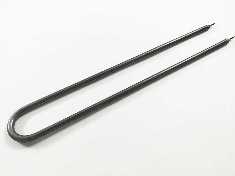 Нагревательный ТЭН 0,8 кВт из углеродистой стали (100 А13/0,8 S 220 R30 Ф2 )